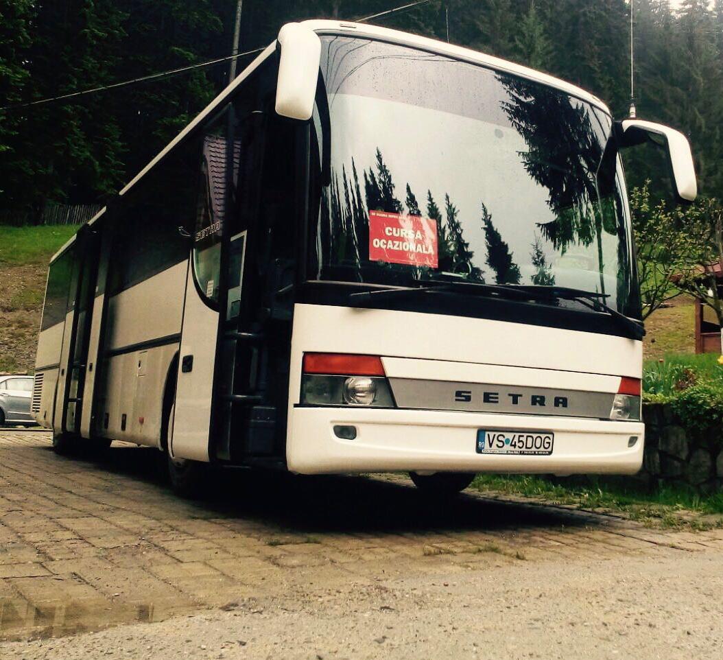 SETRA S213 UL – Autobuz